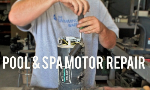 Pool and Spa Motor Repair